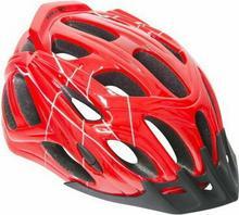 Kellys Kask rowerowy DARE red