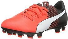 Puma Buty piłkarskie evoPOWER 3.3 Tricks AG Jr dla dzieci, kolor: czerwony, rozmiar: 29 B01DKJ3LY4