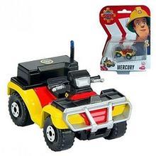 Dickie Toys Toys Strażak Sam Die-Cast Quad Mercury 4006333048449