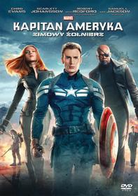 Kapitan Ameryka Zimowy żołnierz DVD) Anthony Russo Joe Russo