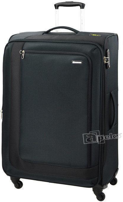 d52c393744ebd Carlton Clifton duża walizka podróżna - czarny 901J479-01 – ceny ...