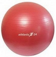 Athletic24 Piłka fitness Antiburst 55 cm PA55CZ