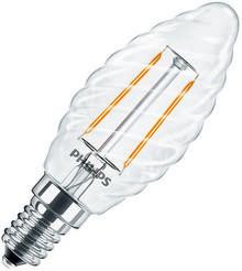 Philips Żarówka LED 2,3W E14 929001190101