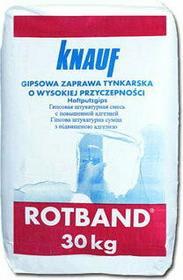 Knauf tynk gipsowy o wysokiej przyczepności Rotband 30kg