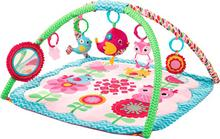 Bright Starts Zestaw do kąpieli Sweet Tweets Activity Gym 52038-2