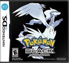 Pokemon Black Version NDS