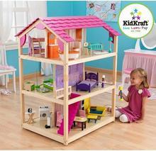 KidKraft Wielki Domek dla lalek - So Chic 65078