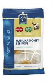 Manuka Health Lizak z Miodem MGO 400+ i Propolisem BIO 30 100g HEALTH NEW ZELAND