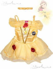 Disney KSIĘŻNICZKI Kostium KSIĘŻNICZKA BELLA D09054Ĺť1