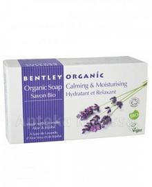 Bentley Organic Eco&More Nawilżające mydło z lawendą - 150 g