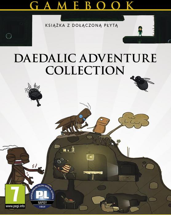 Daedalic Adventure Collection PC