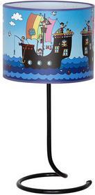 Aldex Lampa stołowa dziecięca 1pł ABAŻUR DZIECIĘCY 657B12