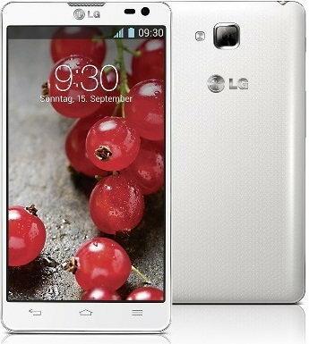 LG Swift L9 II D605 Biały