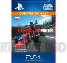 DriveClub Bikes DLC PS4 [kod aktywacyjny]