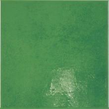 Tubądzin Majolika Płytka ścienna 20x20 Zielony 14 Poler