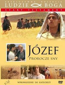 E-lite Distribution JÓZEF. Prorocze sny (książka + [DVD]