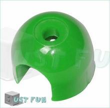 Just FunŁącznik ścienny  16 mm do liny zbrojonej - zielony