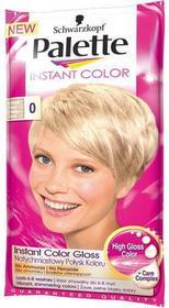 Schwarzkopf Palette Instant Color 0 Mroźny Blond