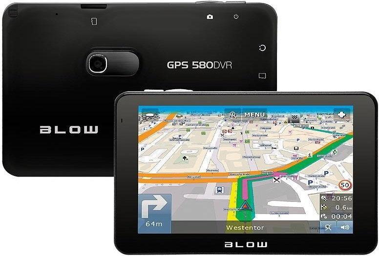 Blow GPS580 DVR Sirocco AutoMapa Europa