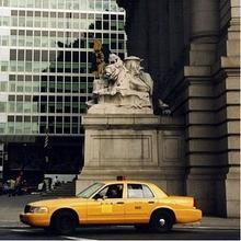 New York Lights - reprodukcja