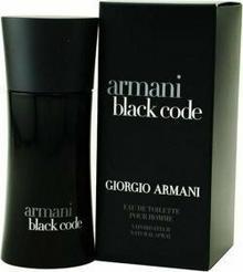 Giorgio Armani Black Code Woda toaletowa 75ml TESTER