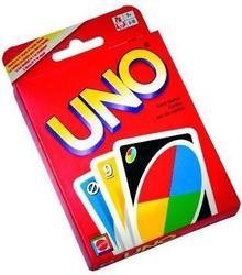 Mattel Karty UNO W2085