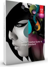 Adobe Creative Suite 6 Design Standard PL - Nowa licencja