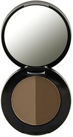 Freedom Makeup Duo Eyebrow Powder puder do brwi dark brown