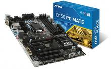 MSI B150 PC Mate