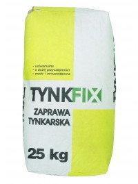 Tynkfix zaprawa tynkarska 25kg