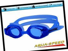 Aqua Speed Okulary do pływania dla dzieci Atos ATOS_01_BLUE