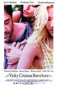 Vicky Cristina Barcelona - Scarlett Johansson, Penelope Cruz, Javier Bardem - pl
