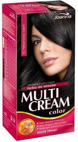 Joanna Multi Cream 3D 42 Hebanowa Czerń