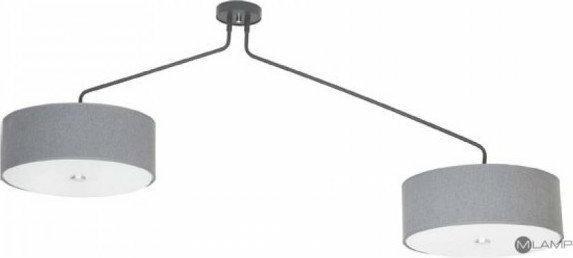 Nowodvorski Plafon Lampa sufitowa HAWK 6541 abażurowa OPRAWA do salonu ruchoma n