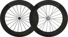 RON Wheels Komplet Kół carbonowych RON AIR 8.6 Czarne matowe