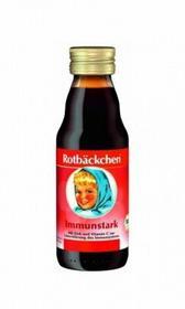 Rabenhorst Sok dla dzieci Rumiane Policzki: dla wzmocnienia odporności 125 ml