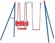 Kettler 8384-120 - Basic 3 - Huśtawka z deska i gondola
