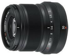 Fuji XF 50 mm f/2 R WR