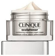 Clinique Sculptwear Contouring Massage Cream Mask Maseczka 50ml