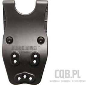 BLACKHAWKMocowanie 44H901BK Jacket Slot Duty Belt Loop