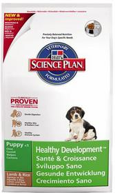 Hills Healthy Development Puppy Lamb&Rice Canine 12 kg