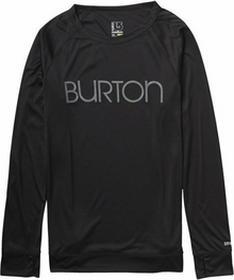Burtonbielizna aktywna - Lightweight Crew True Black (002) rozmiar: L