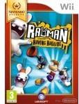 Rayman Raving Rabbids Selects Wii