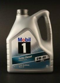 Mobil Turbo Diesel 0W-40 4L