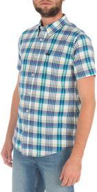 Lee Koszula 886TEAE niebieski i odcienie niebieskiego