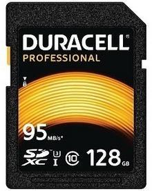 Duracell SDXC Class 10 UHS-3 128GB