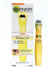 Garnier Rool-on Masażer z kofeiną pod oczy 15ml