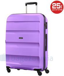 Samsonite AT by Duża walizka AT BON AIR 59424 Lawendowa - lawendowy