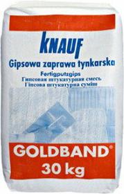 Knauf tynk gipsowy Goldband 30kg