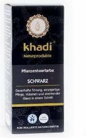 KhadiHenna naturalna czarna